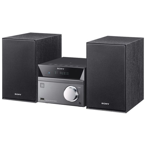 Sony Hi-Fi Speaker System with Bluetooth