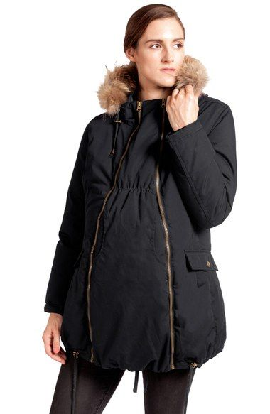 Modern Eternity Convertible Down Maternity Jacket available at #Nordstrom