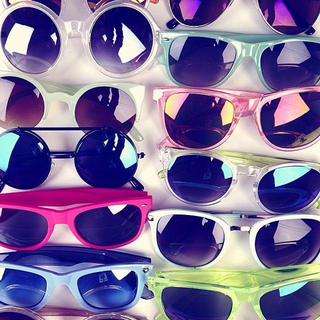 A primavera é para os sunnies # Acessórios # Óculos de Sol # F21Spring   – Accessories