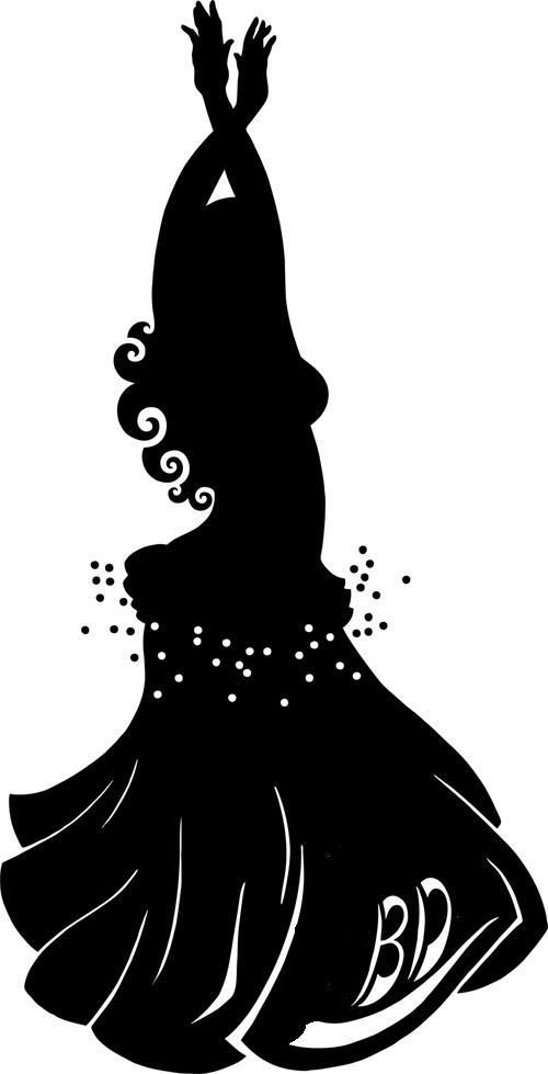 belly dance clip art - Google Search