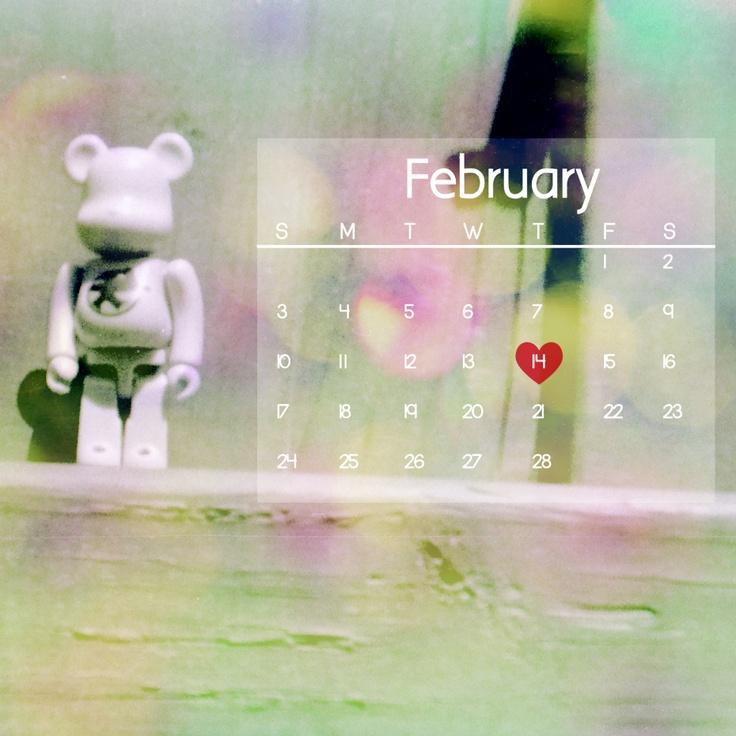 February Calender
