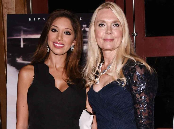 Farrah Abraham And Her Estranged Mom Finally Reunite: 'There Is Still Work To Be Done' #DebraDanielse, #FarrahAbraham, #TeenMom celebrityinsider.org #Entertainment #celebrityinsider #celebrities #celebrity #celebritynews