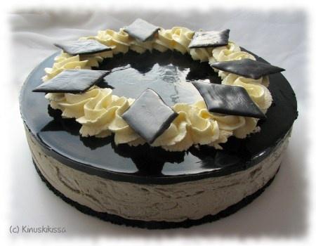 Liquorice Cake.