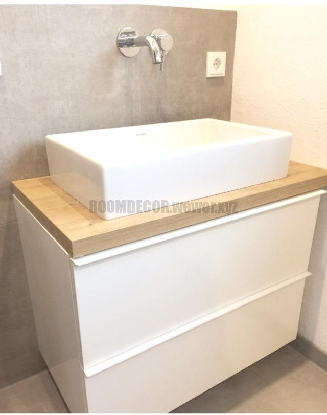 Livingabc Ikeahack Godmorgon Badezimmer Fliesen Bathroom