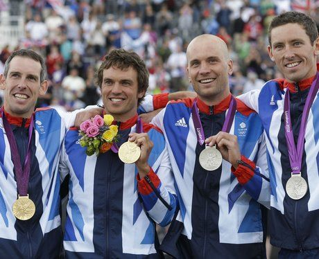 Richard Hounslow & David Florence win Canoeing silver whilst Etienne Stott & Tim Baillie win gold!