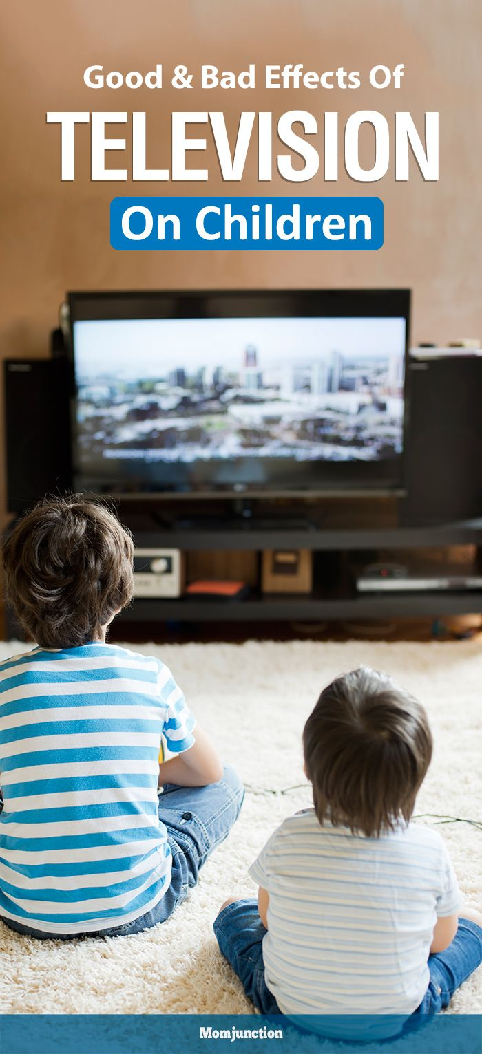 The Effects Of TV On The Brain