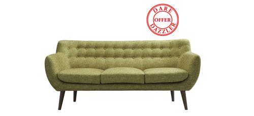 Dare Gallery - Bergman 3 seat sofa $899