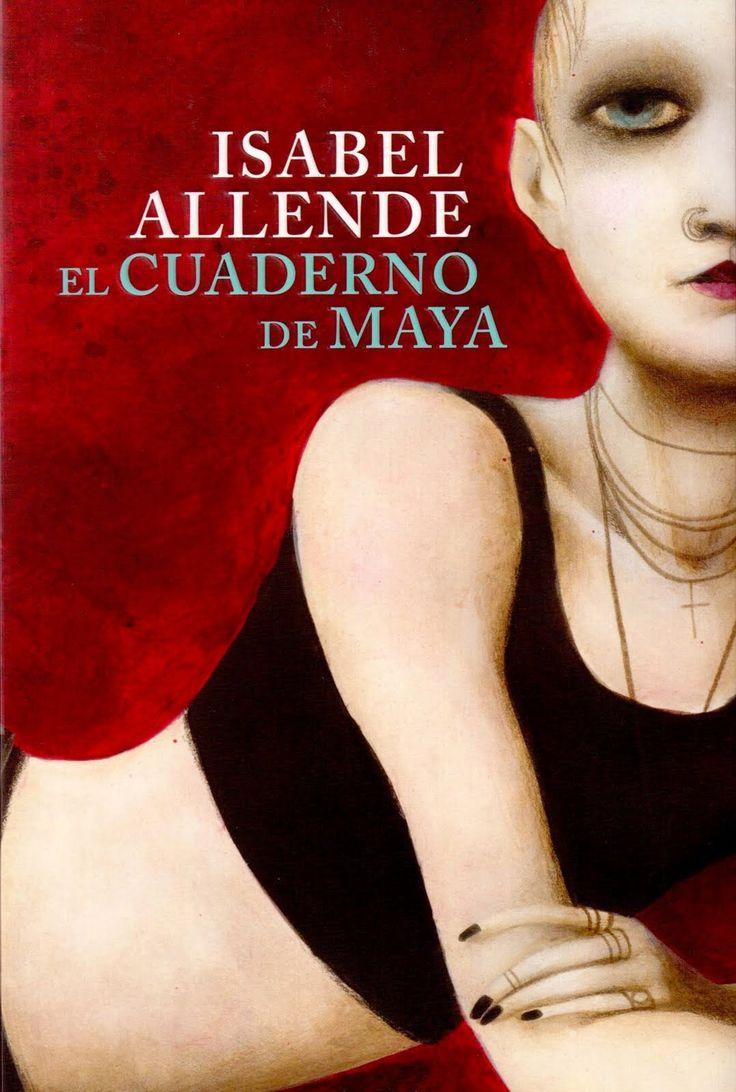 El baúl de Amaya: EL CUADERNO DE MAYA