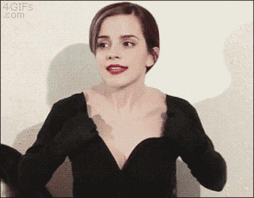 Gruseliges Gif: Wie Emma Watson zu Sofía Vergara wurde - SPIEGEL ONLINE