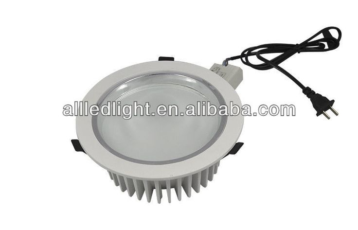 Energy Star LED Recessed Ceiling Light,  1)18pcs high power LEDs  2)Wattage:18W   3)Lumen:1400lm