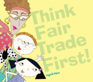 Teach your children about Fair Trade! Kit contains: 2 books (Think fair trade first / Ingrid Hess -- Zapizapu crosses the sea / Diane Abad Vergara.), 5 finger puppets, 1 cocoa pod, 5 laminated activity cards. http://charlotte.delco.lib.pa.us/record=b1842895~S11