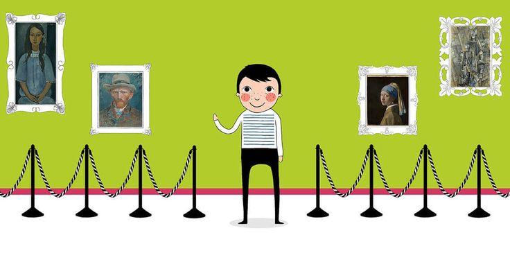 Art Stories FACES – a new educational game for children | Europeana Blog