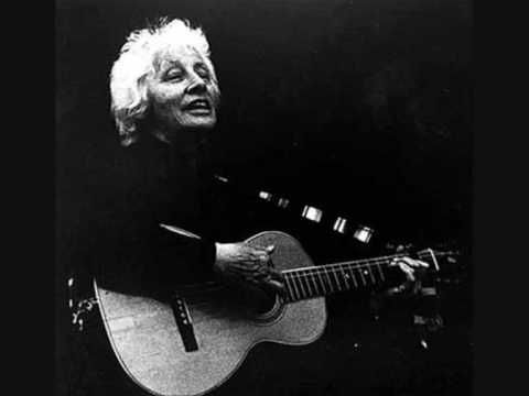 """Malvina Reynolds, """"Little Boxes.""""  Malvina Reynolds wrote and sang this song, which became a hit for Pete Seeger."""