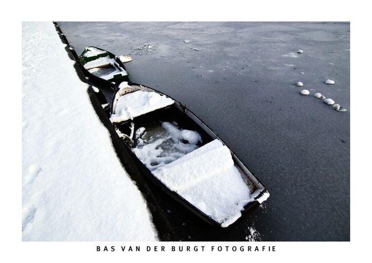 Zoom.nl | Een dichtgevroren Piushaven in Tilburg, ingestuurd voor de fotowedstrijd IJskoud