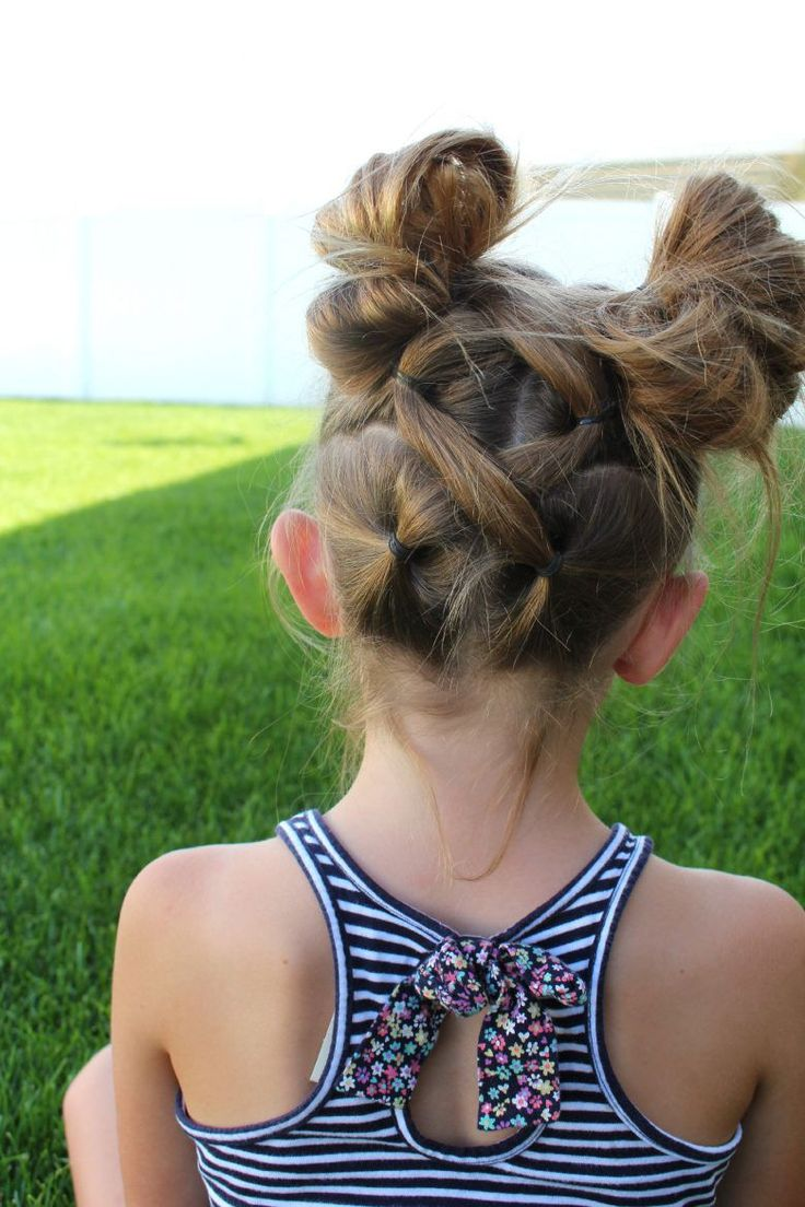 20 kids hairstyles that any parent can master  easy