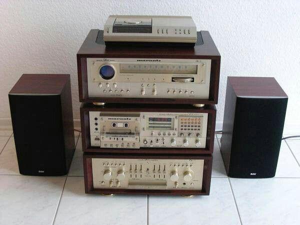 Vintage audio Marantz Hi Fi Stereo