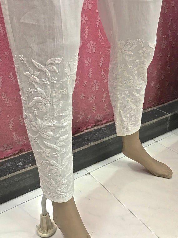 Hot Deal $14.99 Pakistani Gold Sharara Palazzo Designer work Party Wear Pants