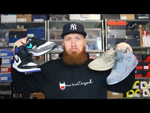 SELLING MY ENTIRE SNEAKER COLLECTION!!! EVERY SINGLE PAIR!!! Feels 22 Sneakers...  SUBSCRIBE HERE ► https://www.youtube.com/user/mrfoamersimpson?su… The (almost) Daily Vlog: Episode 71! The time has finally come! I'm selling my entire sneaker collection. Yes, that is right. You read...