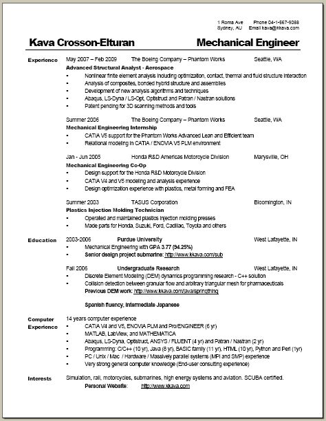 Boeing Resume Builder. Boeing Resume Resume Badak Sample Resume ...