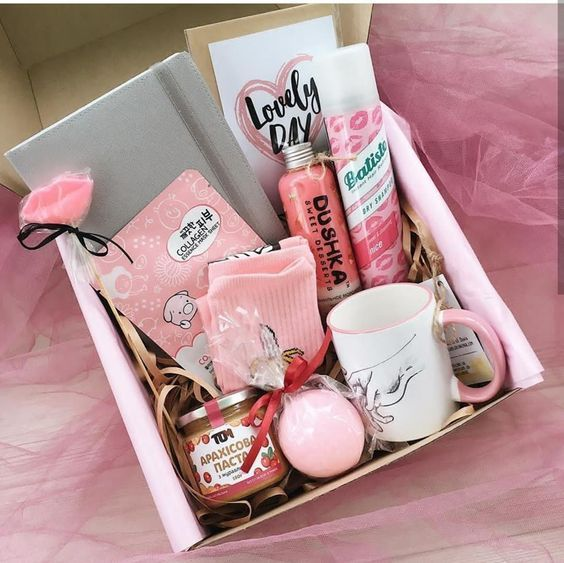 Gift Boxes for Teen Girls
