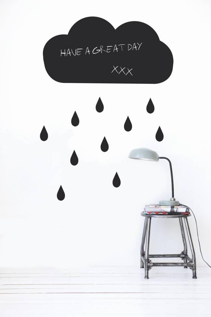 Ferm Living clowd #rain