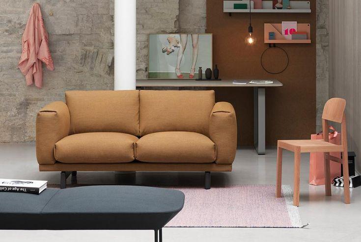 """Fein und klein: Sofa """"Rest Studio"""" von Muuto - [SCHÖNER WOHNEN]"""