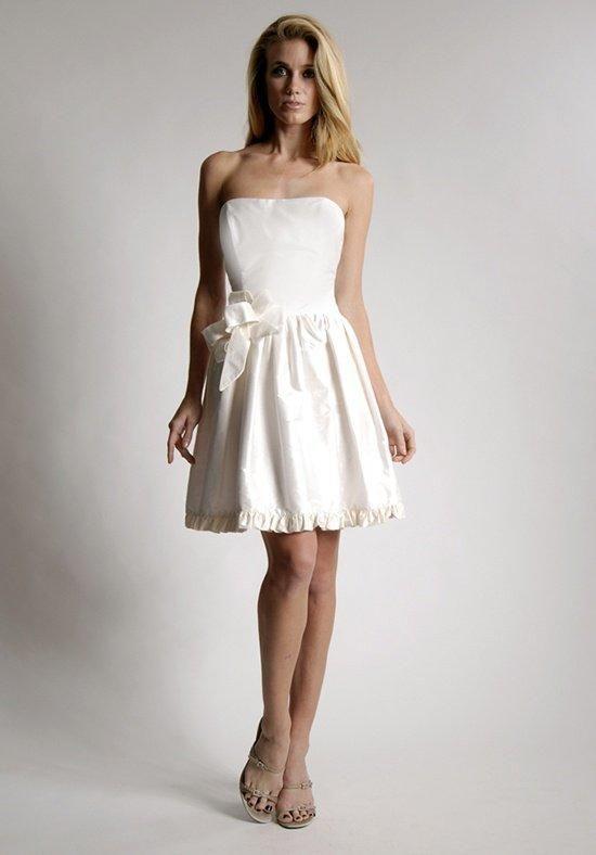 Elizabeth St. John Amelia Wedding Dress - The Knot