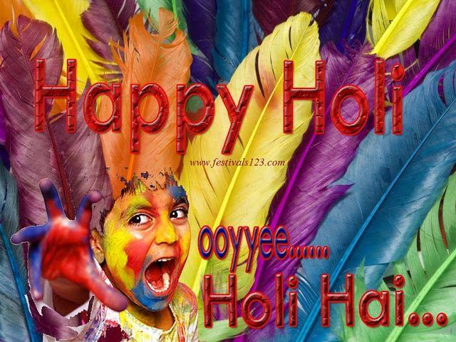 Oye Holi Hai http://www.festivals123.com/2016/02/wish-happy-holi-2016-in-funny-style.html
