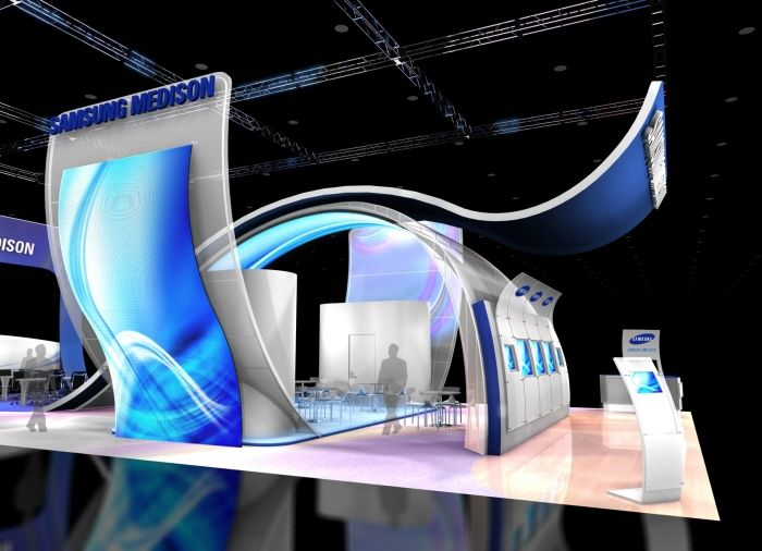 Samsung Exhibition Stand Design : My work i by scott williams at coroflot exhibition