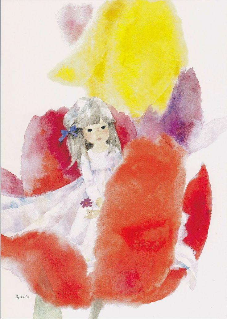 いわさきちひろchihiro_iwasaki