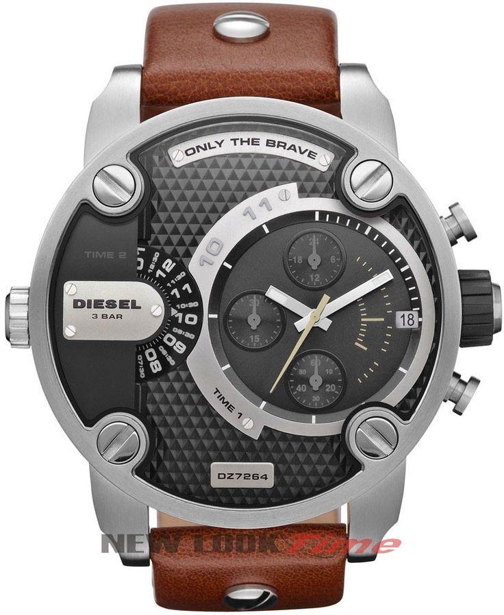 Relógio DIESEL Cronógrafo IDZ7264 Relojoaria New Look Time R$ 1.399,00