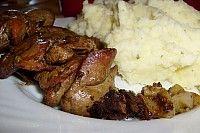 erdély ma -  recept: hirtelen sült csirkemáj