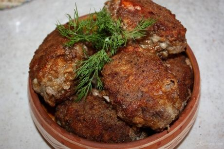 Печень говяжья котлеты фото рецепты