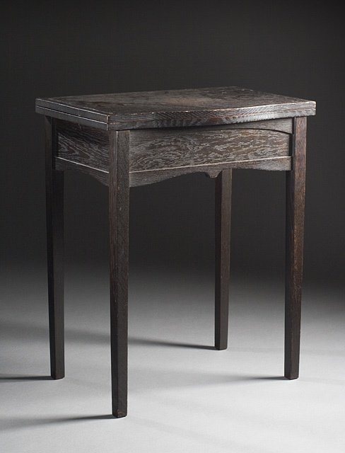 Captivating ... Eastwood And New York City), 1899   1916) , Gustav Stickley (United  States, Wisconsin, Osceola, 1858 03 09   1942 04 21) Games Table, Circa  1900 1903 ...