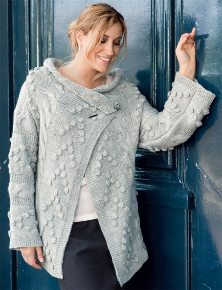 European Knitting Patterns : Plus Size Verena Knitting Magazine   Top European Knitting Fashion Mainly K...