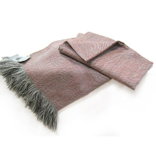 Lord of the Rings Woollen Throw - Red
