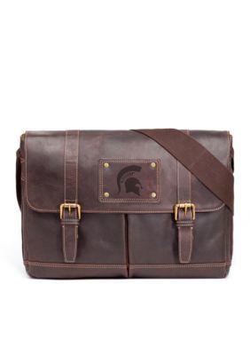 Jack Mason  Michigan State Gridiron Messenger Bag