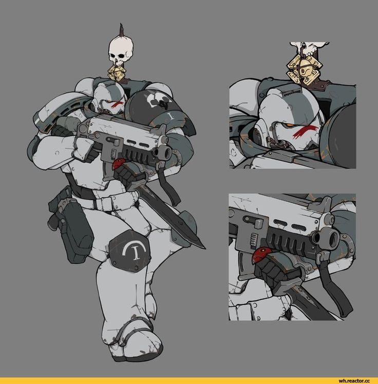 Warhammer 40000,warhammer40000, warhammer40k, warhammer 40k, ваха, сорокотысячник,фэндомы,Space Marine,Adeptus Astartes,Imperium,Империум,Renegade Marine