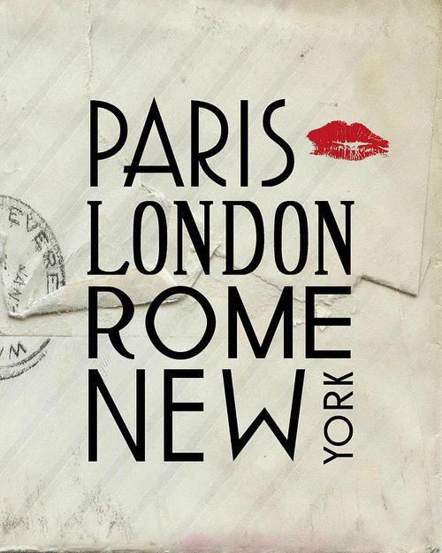 Travel New York Quotes: 44 Best Paris New York London Images On Pinterest