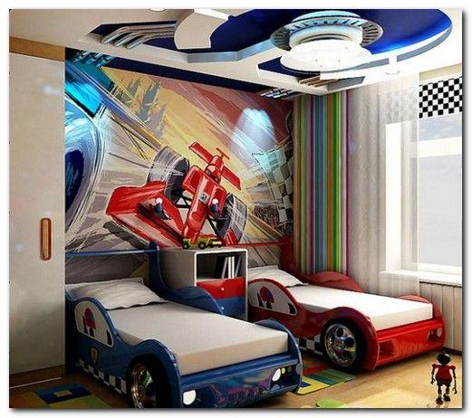 Дизайн детской комнаты для близнецов мальчиков