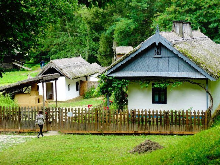 ASTRA Museum Sibiu, Romania. Traditional Folk Civilisation #museum #freeair #houses #home #nature #green #travel #traveltips #Sibiu #romanian