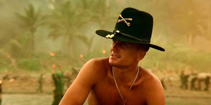 """Robert Duvall """"Apocalypse Now"""", 1979"""
