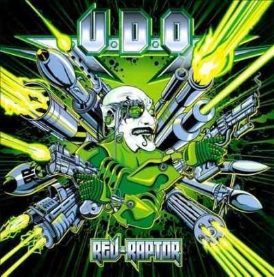 U.D.O. - Rev-Raptor, Grey