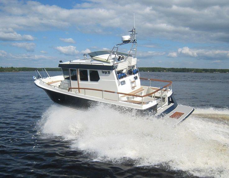 FINN – NYHET! TARGA 30, første båt leveringsklar sept. 2016