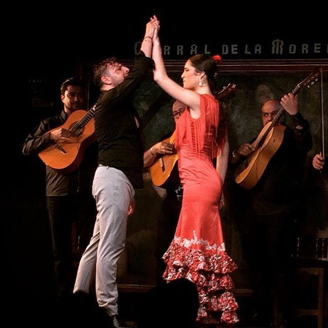 A travel pic a day #Day 284 Flamenco dance show in Madrid, Spain #travelingourplanet #Travelpicaday #TagsForLikes #Travelling #travel #photos #amazing #Awesome #Bestshot #Bestoftravel #capture #photo #picoftheday #instagood #instadaily #Instatravel #travelphotography #travellife  #travelgram #travelphoto #tpotd16 #wanderlust #spain #espana #madrid #dance #flamenco by sanderruben. travelling #bestshot #instadaily #photos #photo #travelingourplanet #travelpicaday #madrid #travelphotography…