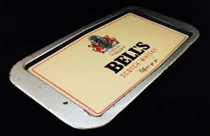 Vintage Bell's Scotch Whisky Tray. Afore Ye Go! Great one for the collection.