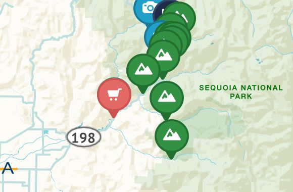 The Ultimate Guide to Sequoia National Park Map