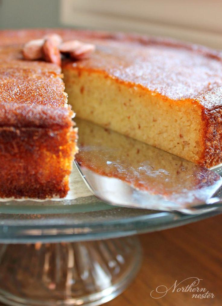 Trim Healthy Mama boterkoek Dutch almond cake