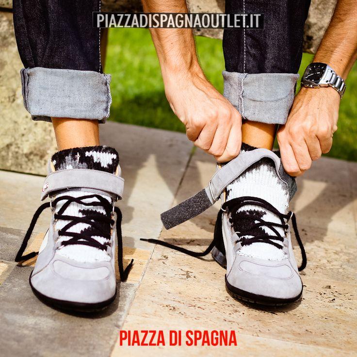 Originalissime, calde, ma stilose le #scarpe #Paciotti per #uomo