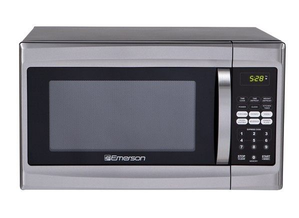 Emerson Mw1337sb Microwave Oven Consumer Reports Stainless